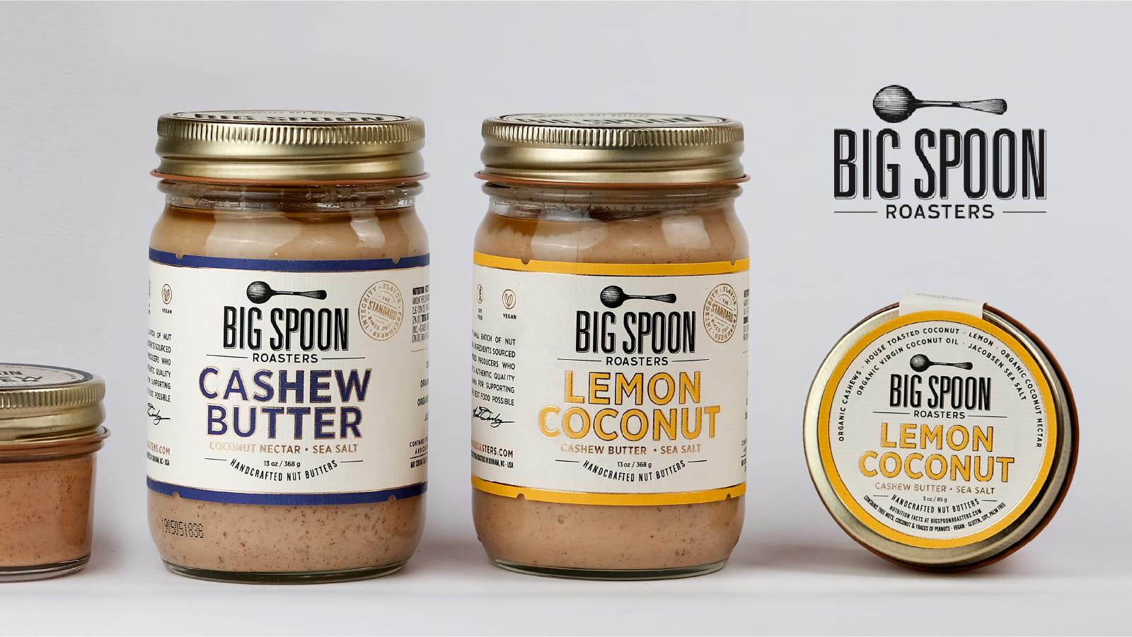 Bigspoon ビッグスプーン オーガニックピーナッツバター width=